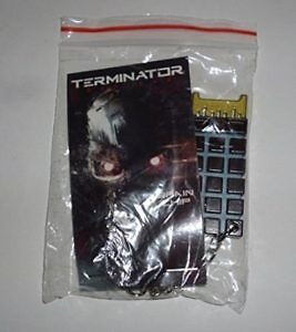 *Loot Crate Exclusive* Terminator Brain Chip Keychain *NEW*