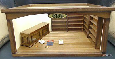 Franklin Mint American Country Store Miniatures 1984 Lot Vintage