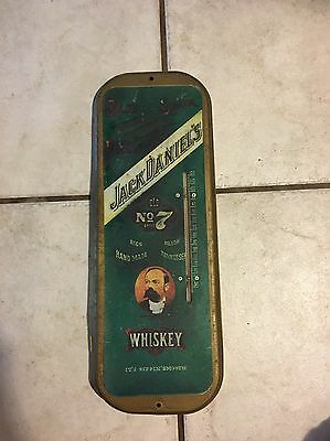 Jack Daniels Vintage Thermometer