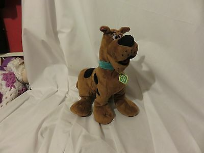 """11"""" cute soft floopy scooby doo standing sitting pms plush doll"""