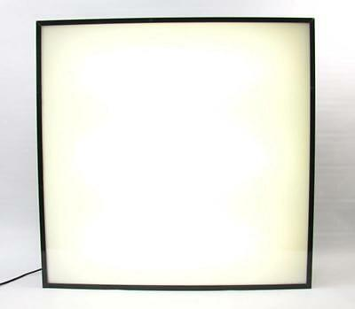 "Dualite Commercial Light Box Display Sign Advertising 25"" x 25.5"" x 6"" Kymco"