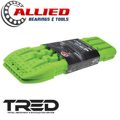 Tred 1100 Traction Board Green 4Wd Recovery Tracks Sand/mud Tracks4X4 - Tred11G
