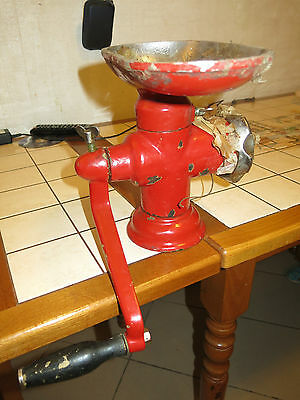 Vintage old Soviet Russian Military Extremely Rare Meat Grinder MP-1 МР-1 1960