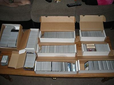 HUGE MTG Collection Magic the Gathering LOT 1250+ Cards FREE SHIPPING MYTHICS