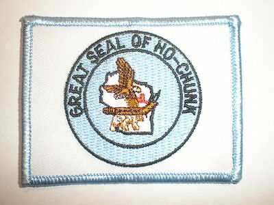 WI Wisconsin Ho-Chunk Indian Tribe Tribal Police patch