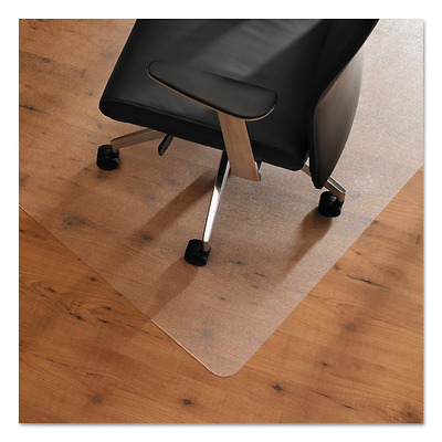 Floortex Unomat Polycarbonate Anti-Slip Mat for Hard Floors and Very low Pile ca