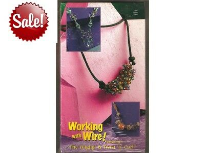 Artistic Wire Working With Wire DVD Featuring WigJig and Twist n Curl - LAST 1