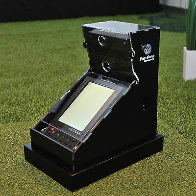 Launch monitor protective case cage for Foresight Sports GC2 Golf Simulator