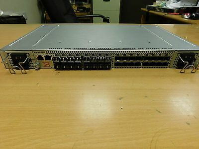 Brocade 5000 - Fibre Channel Switch 4Gb - 32 active ports 16x 4Gb Modules