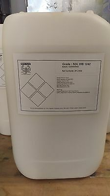 liquid rubber latex - 25 Litres for moulding, dipping, SFX etc,