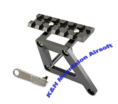 Dream Army Metal Scope & Sight Mount for M1911 Pistol / Black (KHM Airsoft)