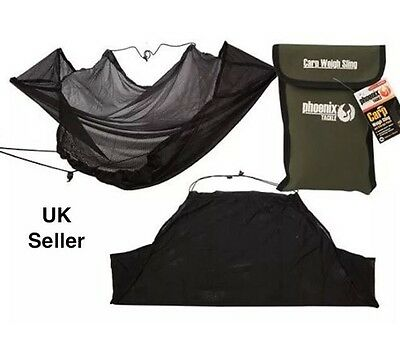 Carp Weigh Sling And Storage Pouch Fishing Free Delivery