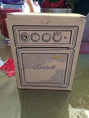 Nuclear Assault Anthony Bramante Mini Marshall Amp Used For Backstage Practice