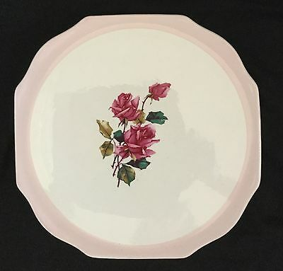 Vintage Lord Nelson Pottery plate  England 3376