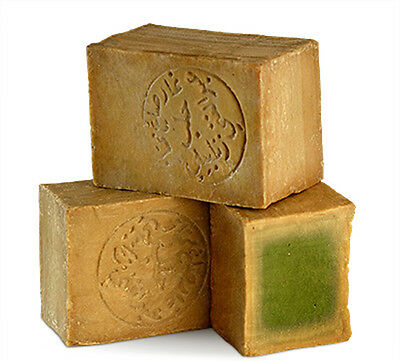 TRADITIONAL ALEPPO SOAP OLIVE & LAUREL OIL 22% 200g eczema, psoriasis, rosacea.