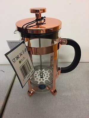 Rose Gold 8 Cup Cafetière New