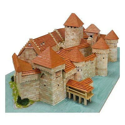 * Aedes Ars 1012 Kit Castello di Chillon Svizzera scala 1:190 OVP