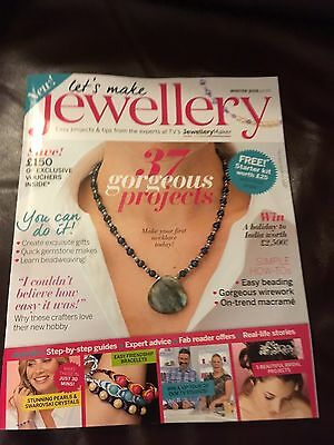 Let's Make Jewellery Magazine