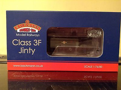 Bachmann 32-235 Class 3F Fowler Jinty 47673 BR Black Late Crest (weathered).