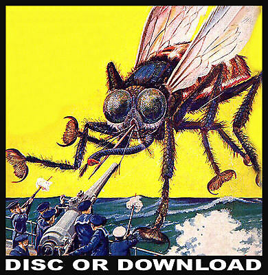 ☆ SCIENCE FICTION COMICS ☆ Big Golden Age Variety Scanned to Disc or Download