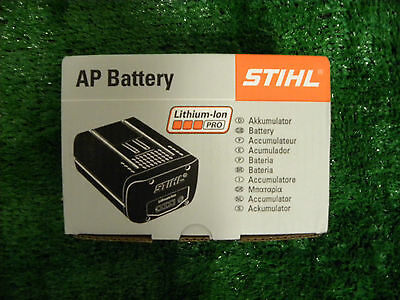 Genuine Stihl Cordless AP200 Battery 4850 400 6530 Chainsaw Strimmer Hedgecutter