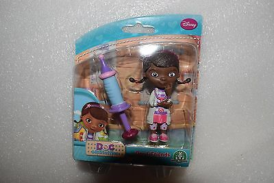 DOC AND FRIENDS NEW SEALED DOC McSTUFFINS LOT 2 SEE PHOTO