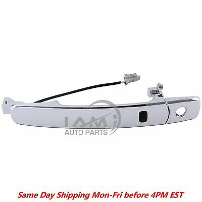 Front Left Driver Outside Door Handle For 2008-2009 Rogue Push Button Start