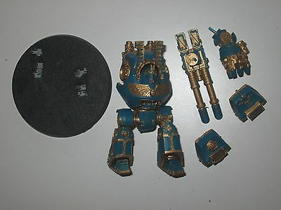 Forgeworld 40K Thousand Sons Contemptor Dreadnought with 2 Arms