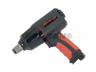 """Neilsen 3/4"""" Air Impact wrench twin hammer 1000 ft lbs Composite Body CT2276"""