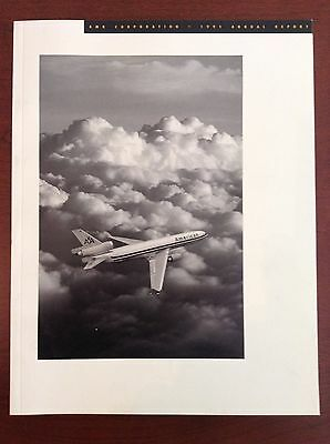 1991 AMR Corp. (American Airlines) annual report