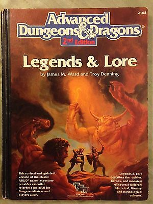 legends and lore dungeons 2nd edition  dunngeons and dragons