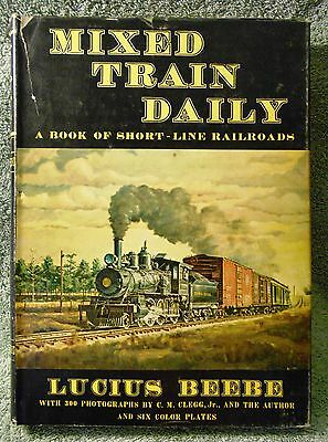 Mixed Train Daily by Lucius Beebe (copy #2)