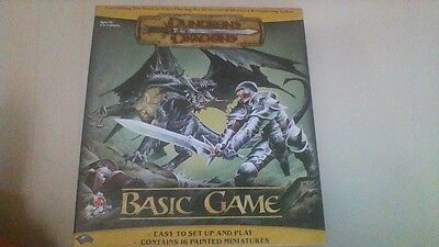 Dungeons and dragons basic game 2004