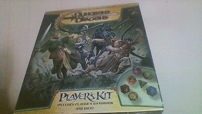 Dungeons and dragons player kit