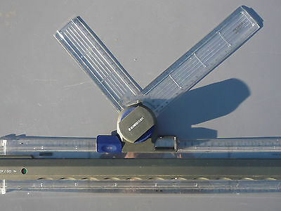 STAEDTLER FOR 661 A3 or 661 A4 THE RULER & MARS 660 20 T SQUARE GERMAN MADE