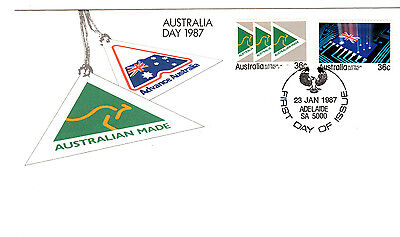 Australia 1987 Collection of First Day Covers