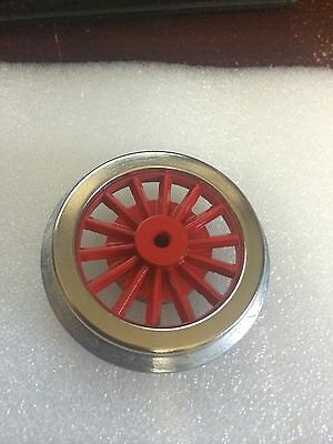 Lionel Mth Standard Gauge Electric Wheel Red Wheels With Boss- Mfg By Mth