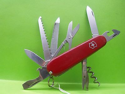 Authentic Swiss Knife // Couteau Suisse Victorinox Ranger