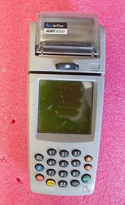 Verifone Nurit 8000 Wireless Credit Card Terminal @x2