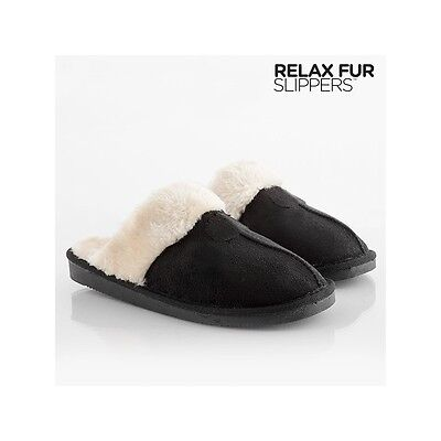 Chaussons Relax Fur - Neuf
