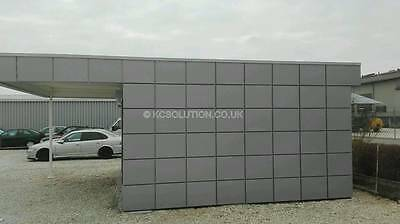 Modern pavilion, Portable cabin,sales office, price for 1 square meter
