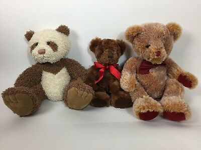 Russ Berrie And Co Plush Toy Teddy Bears Ting Russ Theo