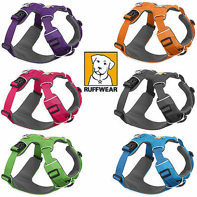 Ruffwear Front Range dog harness - NEW 2017 design - 6 colours & 5 sizes