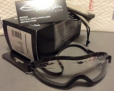 SMITH OPTICS ELITE Boogie Regulator Goggle Clear Lense (Asian Fit)