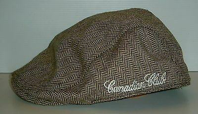 Canadian Club Scotch Whiskey brand new retro hat cap for home bar or collector
