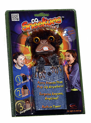Sneekums Pet Pranksters~New In Box ~ Jitters ~ *free Shipping Priority Mail*