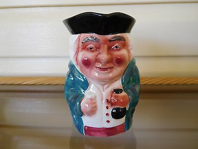 "Vintage Shorter And Son ""The Judge"" Toby Jug England Mint Condition"