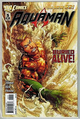 Aquaman - 005 - DC - March 2012