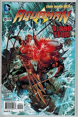 Aquaman - 010 - DC - August 2012
