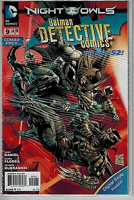 Detective - 009 Combo-Pack - DC - July 2012